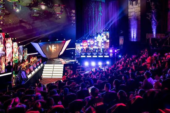 龙8国际客户端比赛现场